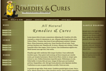 Remedies & Cures